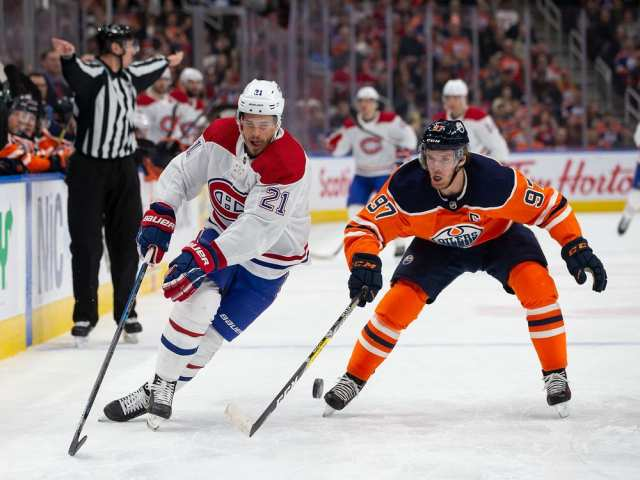 Oilers' dynamic duo too much for Canadiens to handle in 4-3 loss – Montreal Gazette