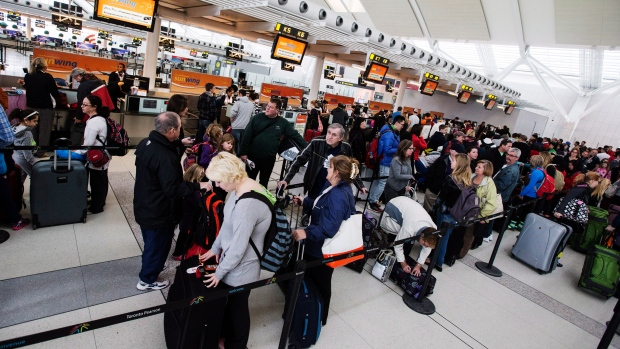 It's the busiest travel day of the holiday season at Pearson International Airport – CP24 Toronto's Breaking News