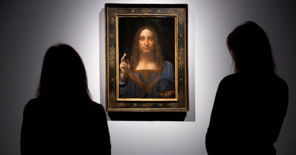 """In A Decade Of Huge Art Sales, The Biggest Of All Was 'Salvator Mundi,"""" At 0 Million – Forbes"""