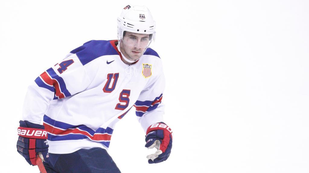 Samuelsson to captain United States at World Junior Championship – NHL.com