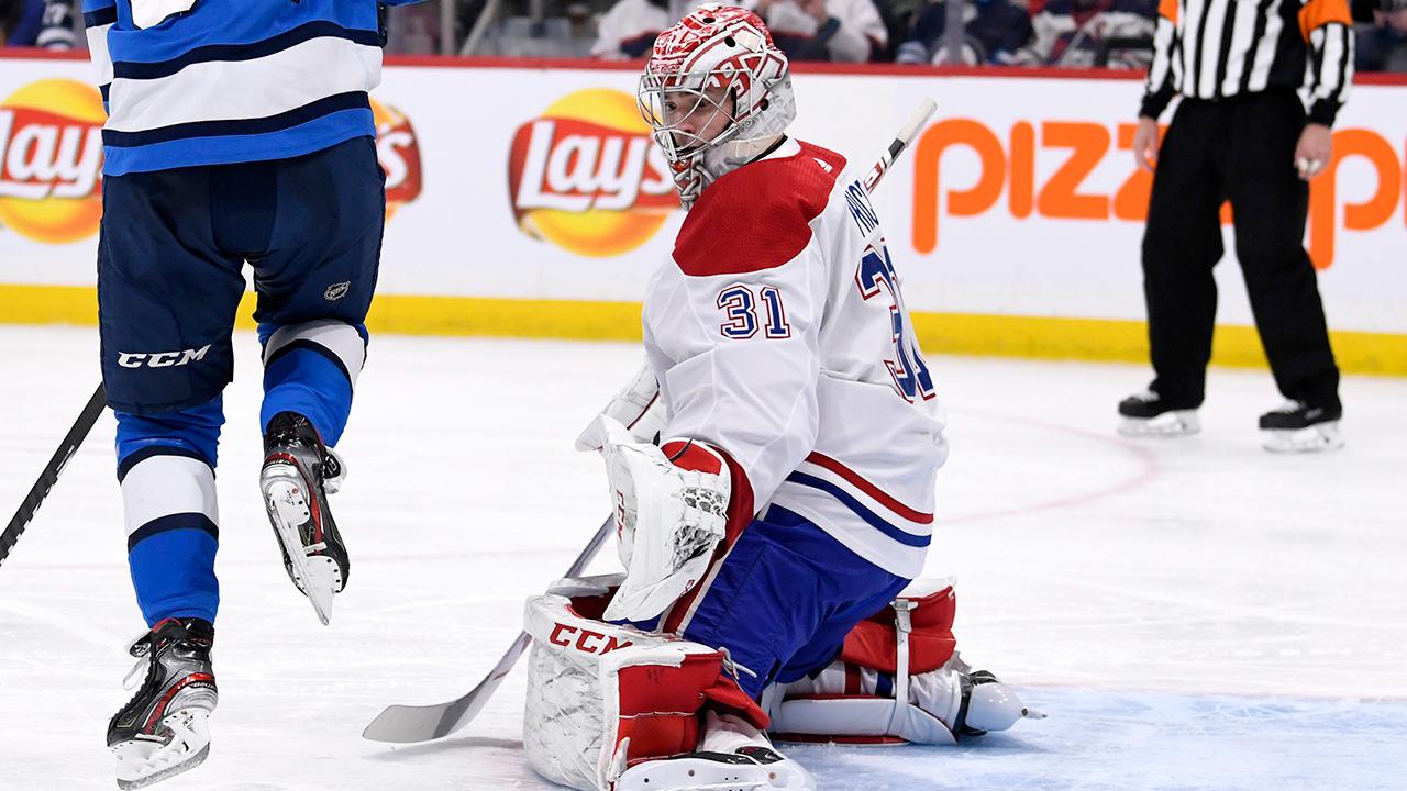 Carey Price, red-hot power play help Canadiens ground Jets – Sportsnet.ca