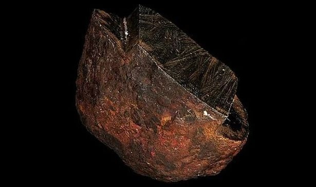 Scientists found mineral never seen before in nature – AKIpress