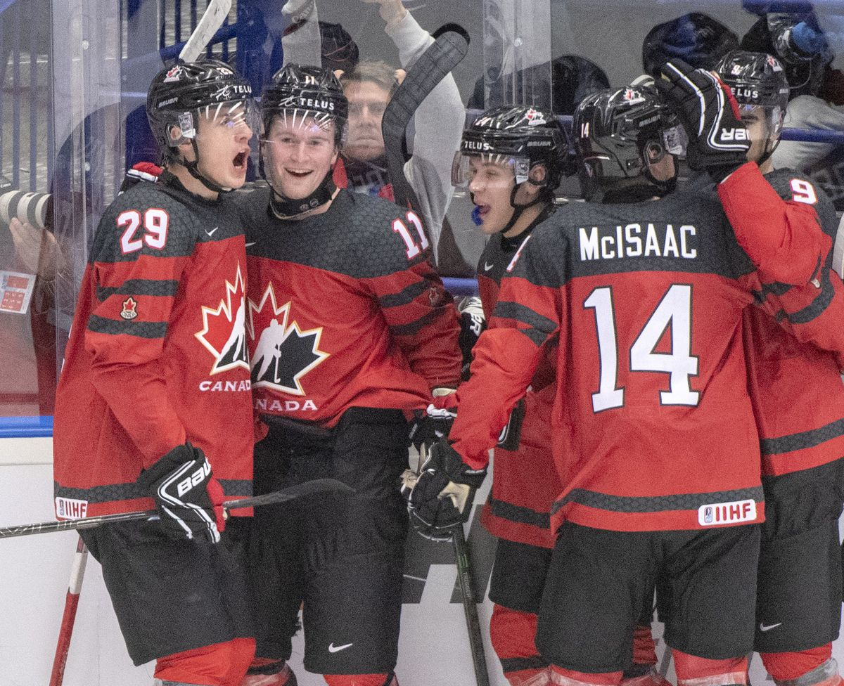 Canada overcomes two-goal deficit to beat U.S. at world juniors – The Globe and Mail