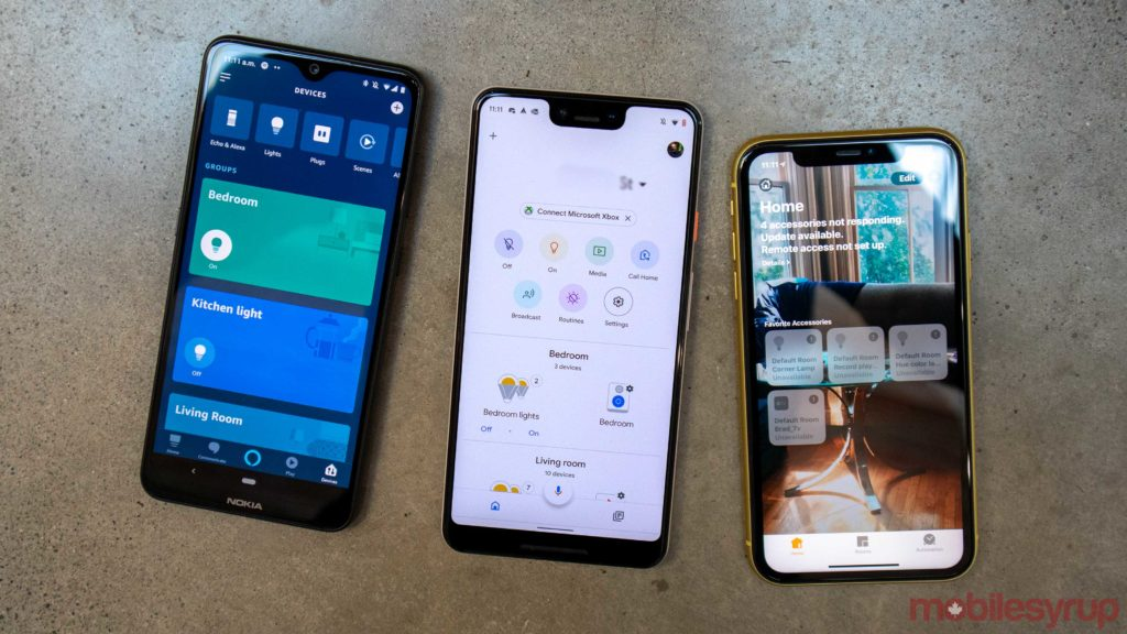 Google, Apple and Amazon are working on new smart home connection standard – MobileSyrup