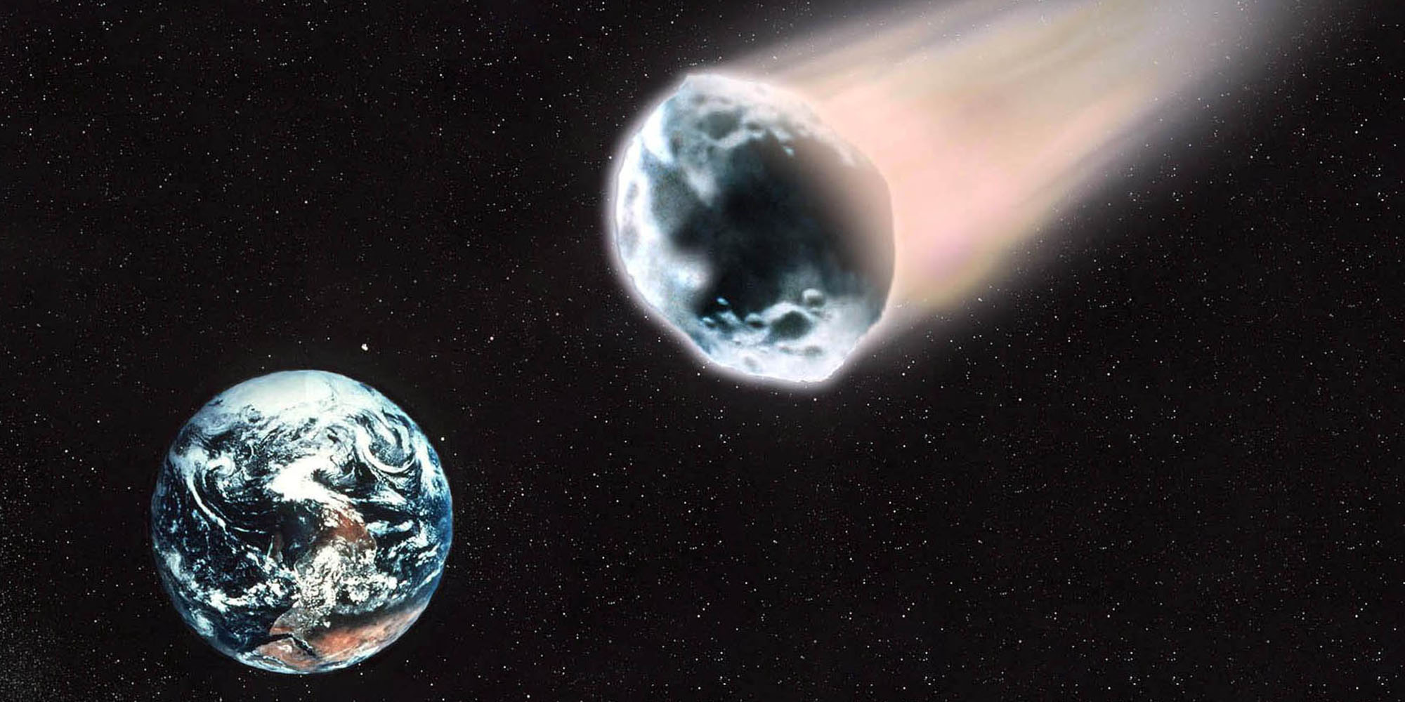 A 'potentially hazardous' asteroid will narrowly miss Earth just after Christmas – indy100
