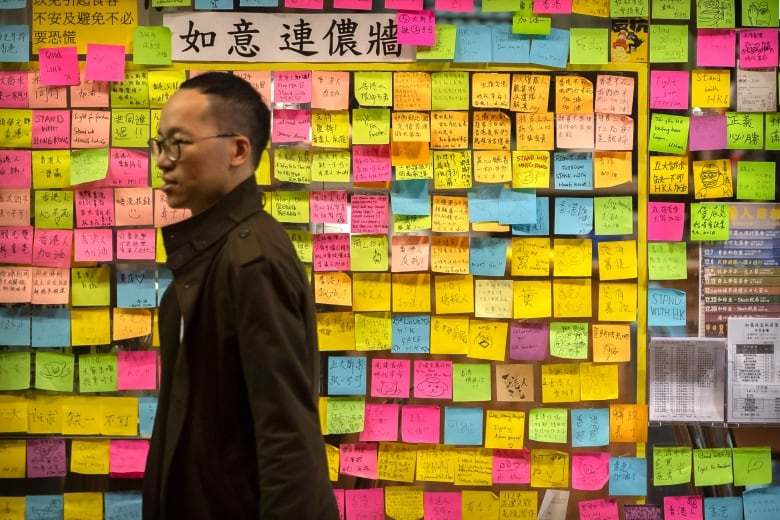 B.C. shop owner 'surprised' he's in guide that colour codes businesses to support Hong Kong protests – CBC.ca