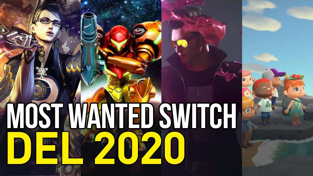The most anticipated games and the exclusive Nintendo Switch coming out in 2020 – Asap Land