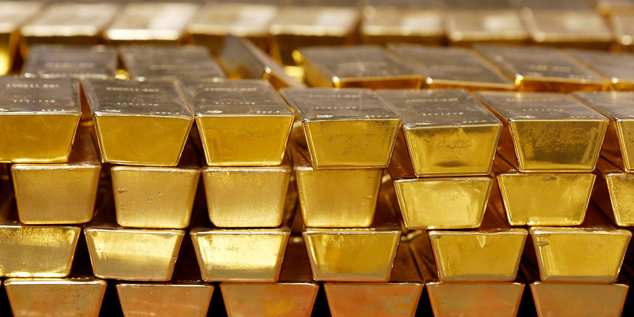 Gold Nears Six-Week High on Caution Over Economy, Trade – The Wall Street Journal