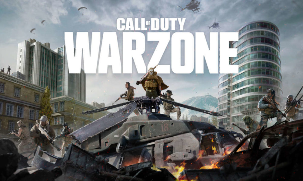 Here S The Call Of Duty Warzone Battle Royale Map Gamespot Canada News Media