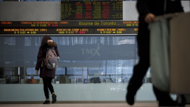 North American markets post modest gains, oil extends rally – BNNBloomberg.ca