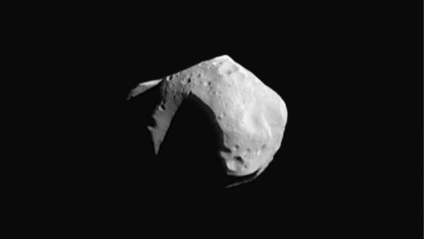 Astronomers find 'alien' asteroids living in our solar system – CTV News