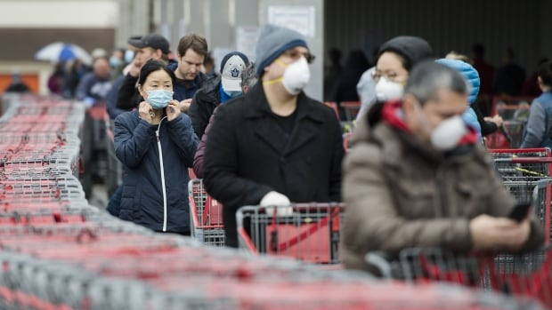 COVID-19 pushed Canadian retail sales to their biggest ever plunge in March – CBC.ca