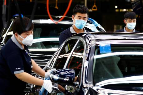 Daimler to invest in Chinese EV battery maker Farasis' 0 million IPO: sources – TheChronicleHerald.ca