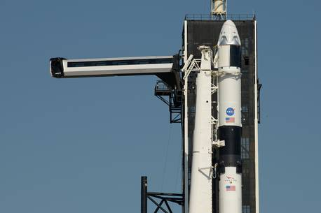 Musk's SpaceX set for debut astronaut mission, renewing NASA's crewed launch program – Cape Breton Post