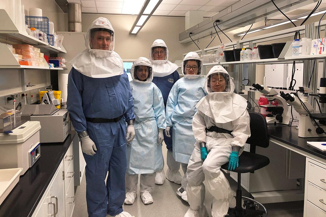 Promising results from VIDO-InterVac's COVID-19 vaccine pre-clinical trials – News Talk 650 CKOM