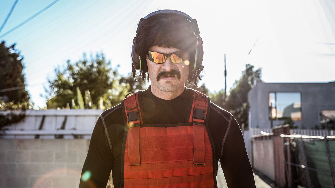 Dr DisRespect Permanently Banned From Twitch