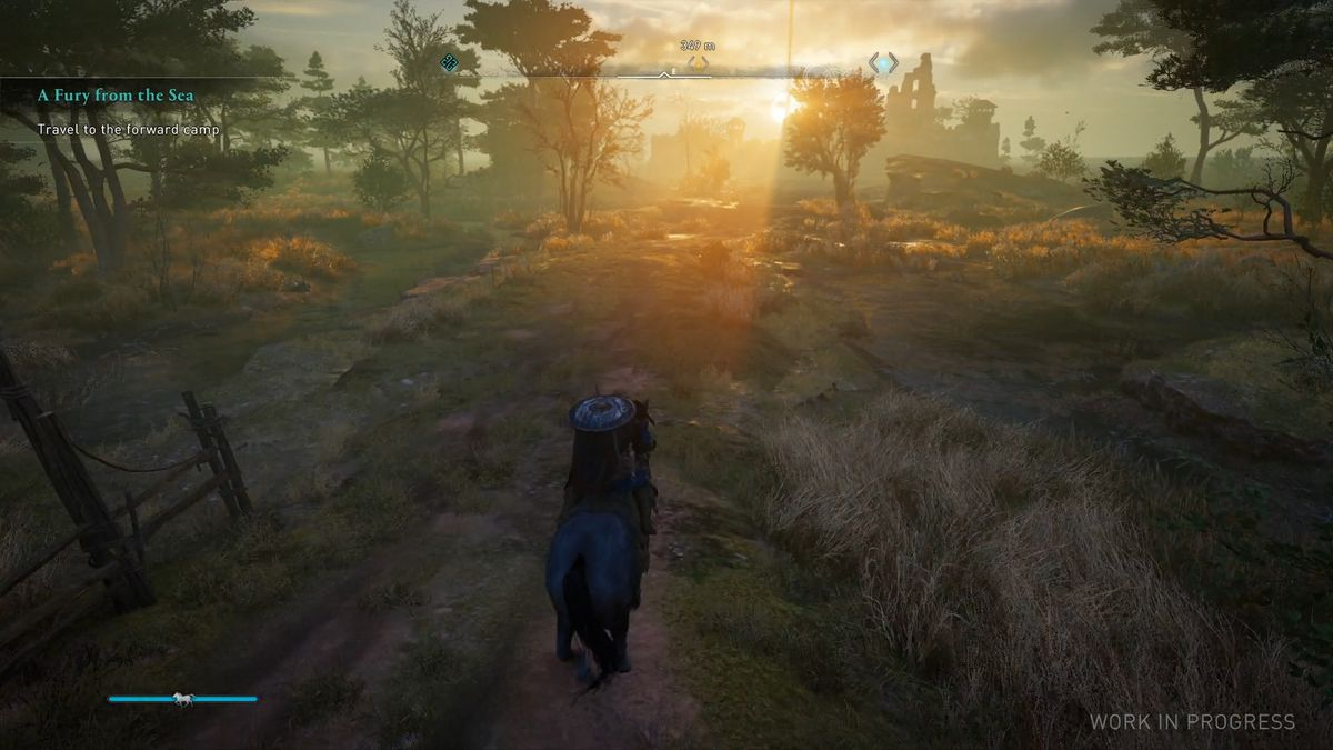 Assassin's Creed Valhalla: Gameplay demo preview – Polygon