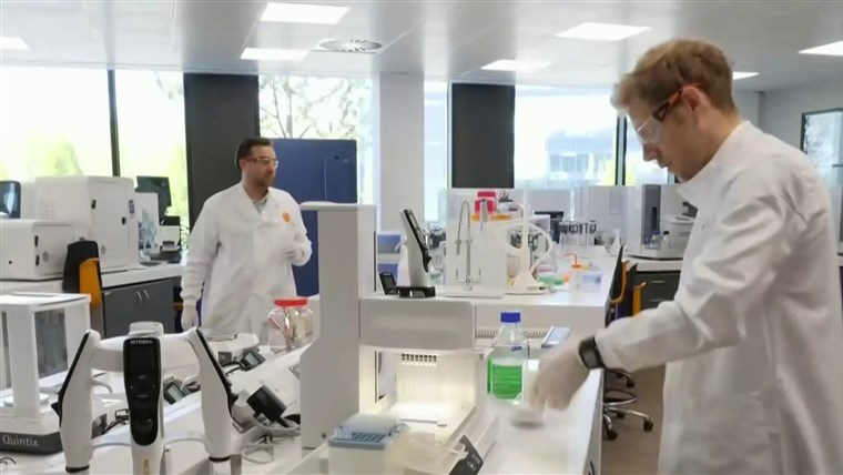 Vaccine trials show early promising results — but major challenges are ahead – NBCNews.com
