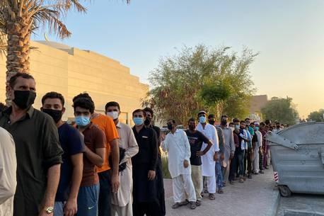 UAE's migrant workers fret over future in coronavirus economy – TheChronicleHerald.ca