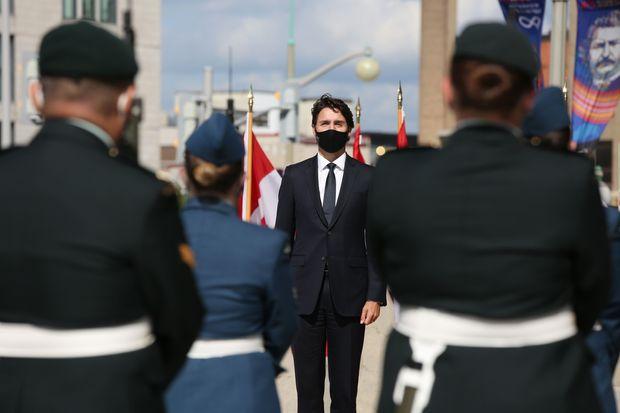 Justin Trudeau Pivots