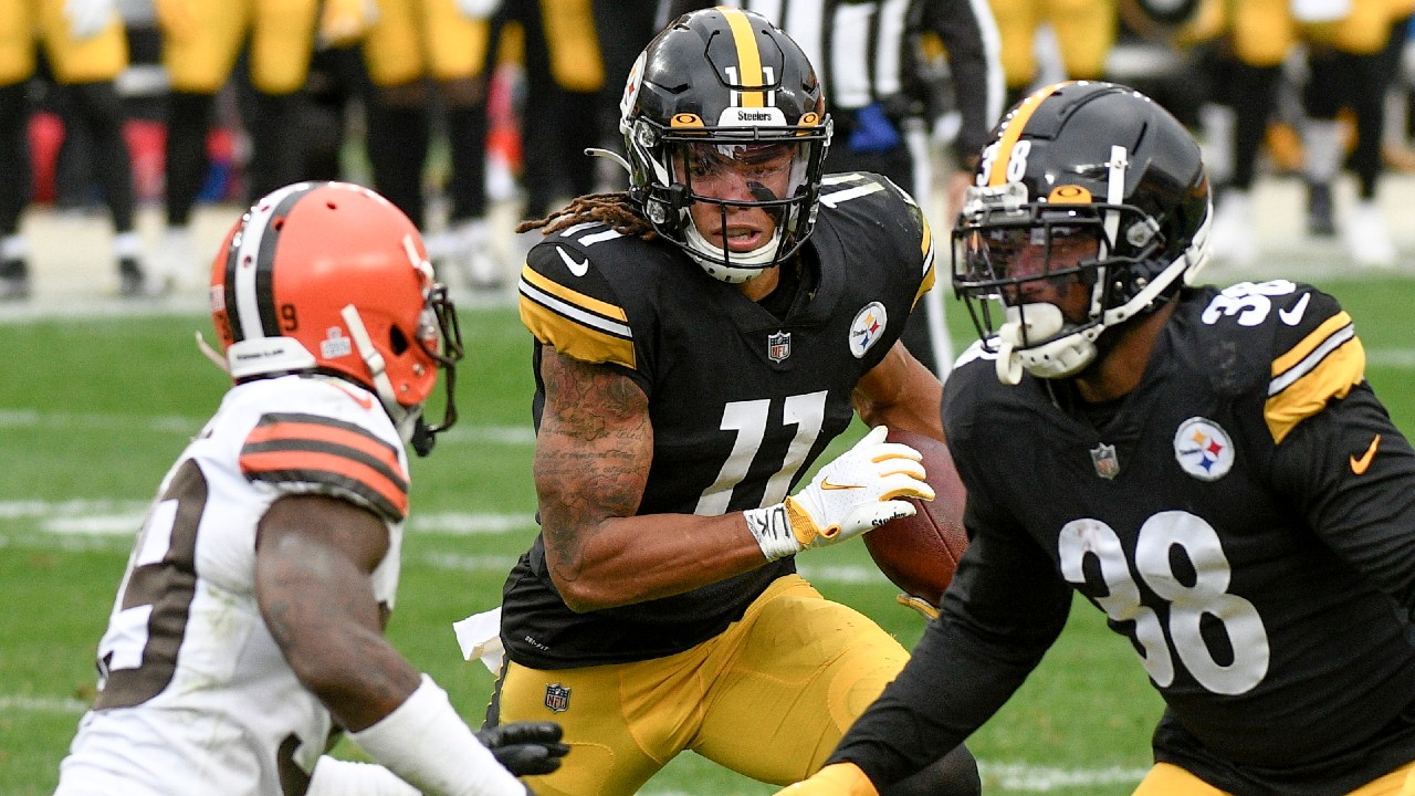 Claypool scores, Steelers continue domination of Browns in Pittsburgh – Sportsnet.ca
