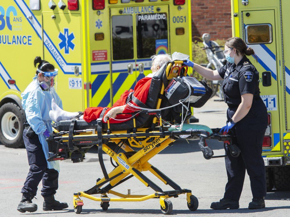 Sobering milestones: Quebec passes 100,000 COVID-19 mark, Ontario counts highest daily count since pandemic start – National Post