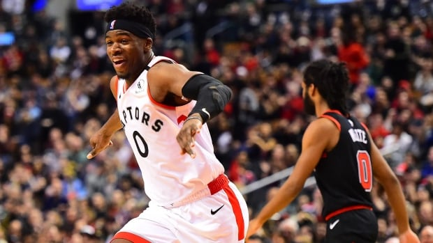 Raptors rookie Terence Davis charged after alleged assault on girlfriend – CBC.ca
