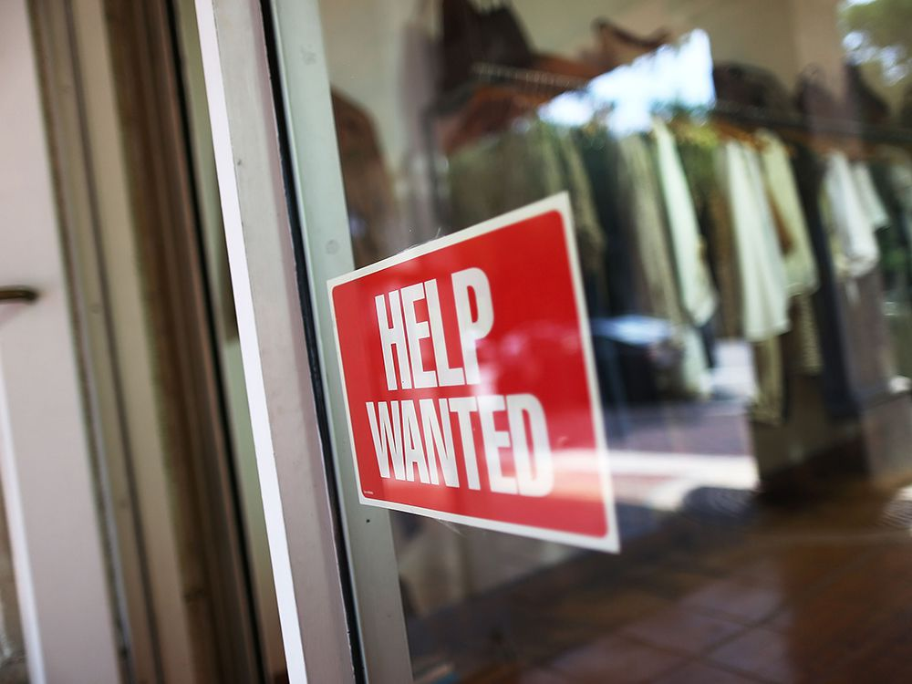 Alberta adds 23,400 jobs in October, keeping six-month streak alive – Edmonton Journal