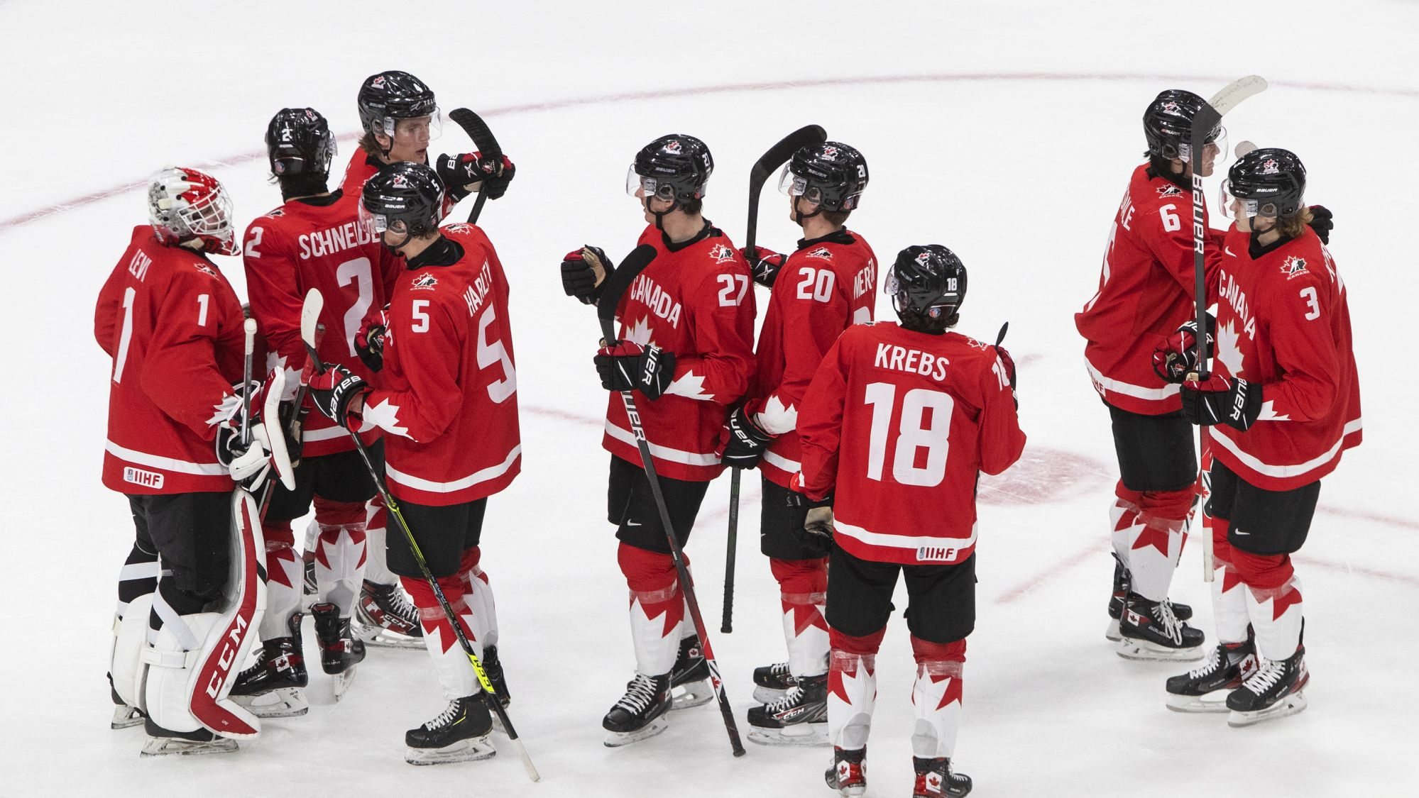 Canada submits best performance with dominant win over Finland – Yahoo Canada Sports