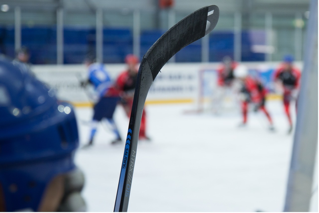 Get First-Line Minutes with Real Hockey Training Gear