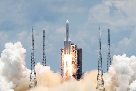 New Year blessings from Mars as China releases footage from space probe – TheChronicleHerald.ca