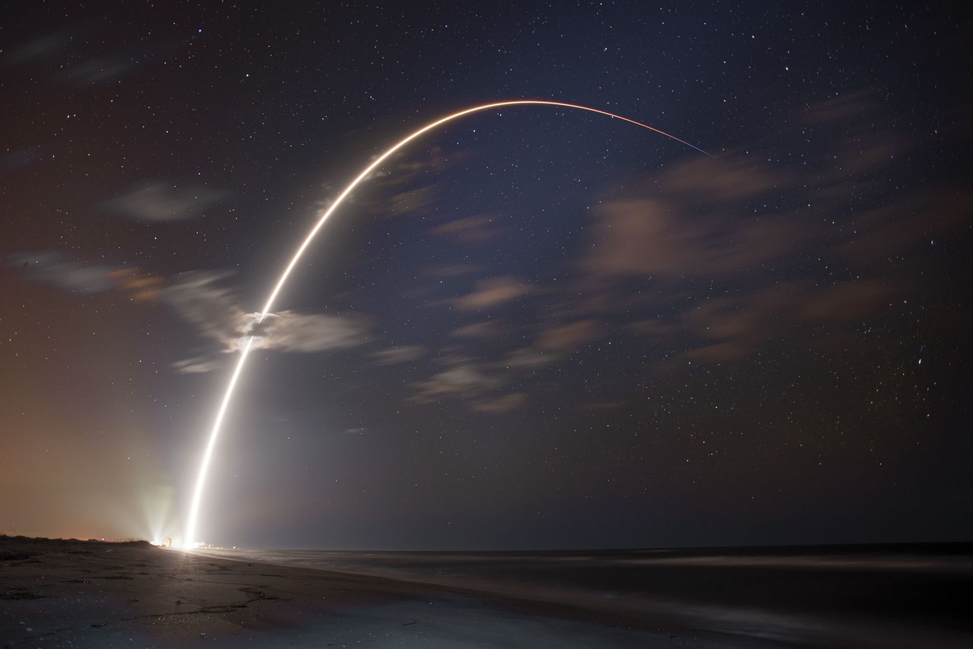 SpaceX launches 60 new Starlink satellites just one week after the last batch – Yahoo Movies Canada