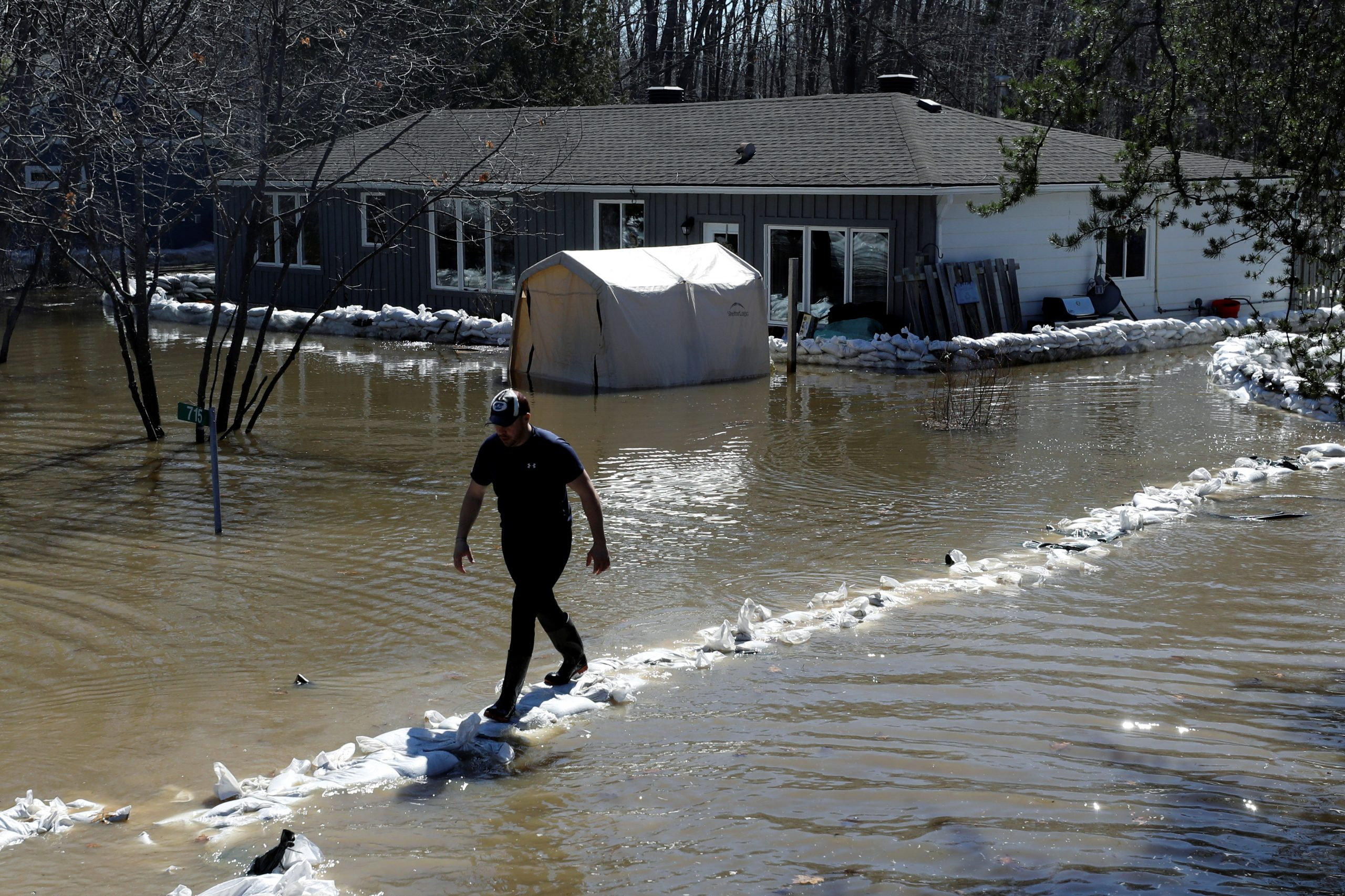 Canada's flood mapping