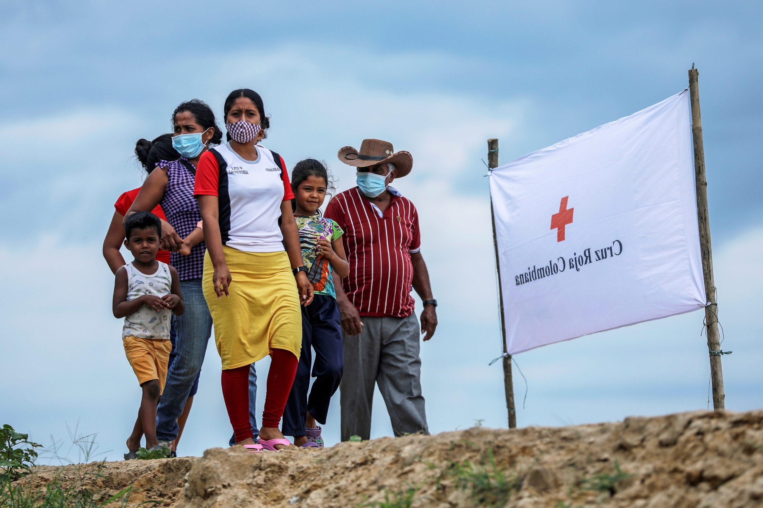 Donors pledge .5 billion for Venezuelan migrants, humanitarian crisis